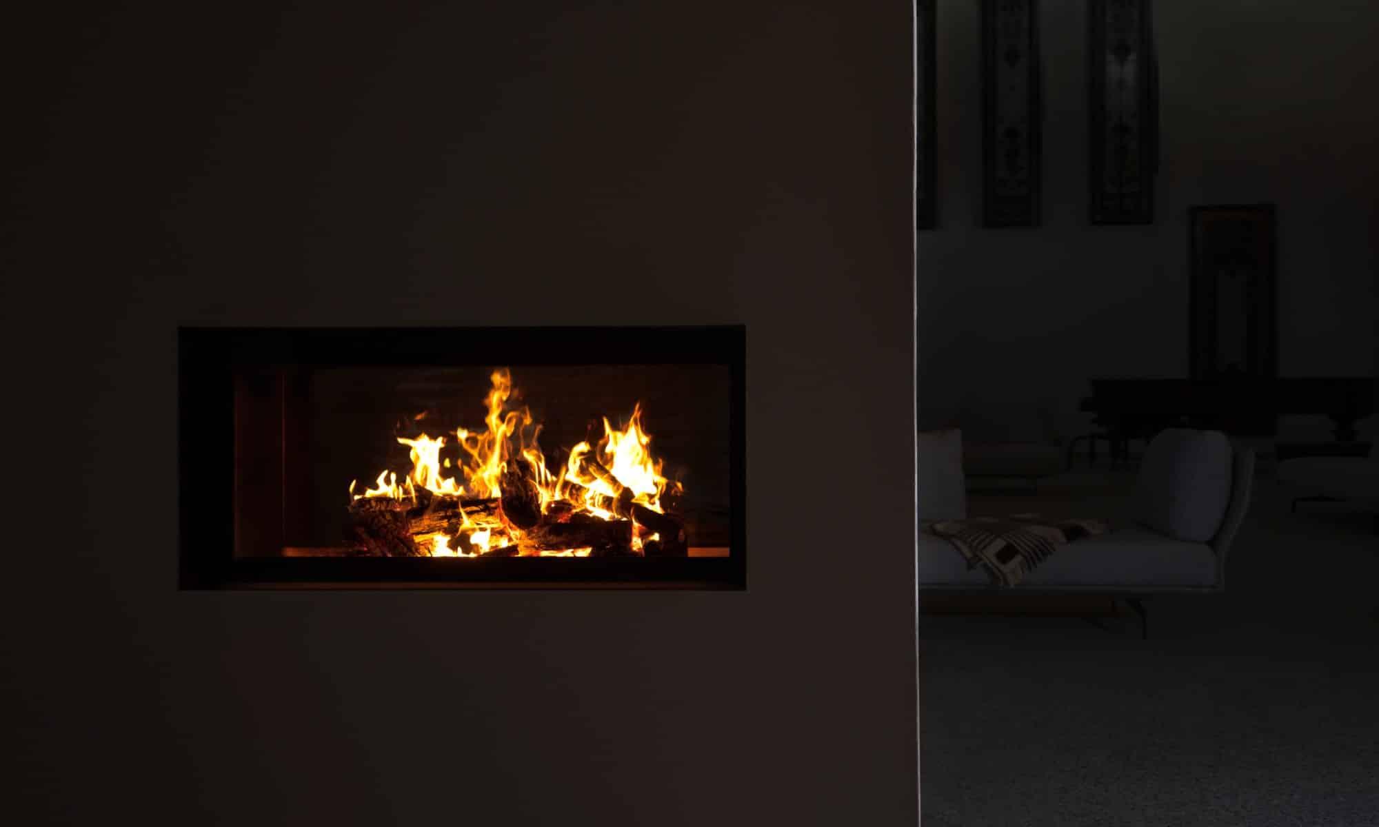 Caminetti di design ad accumulo di calore