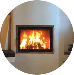 STUFE E CAMINETTI AD ACCUMULO DI CALORE