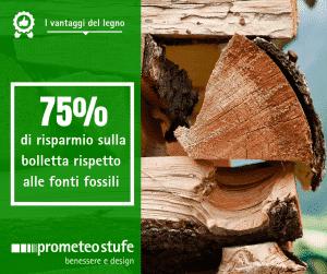 E ora di sfatare i falsi miti sul riscaldamento a legna